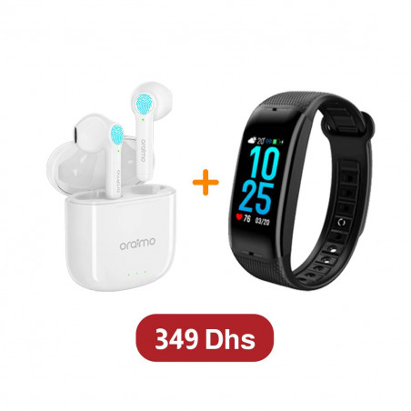 COMBO ORAIMO SMART FITBAND...