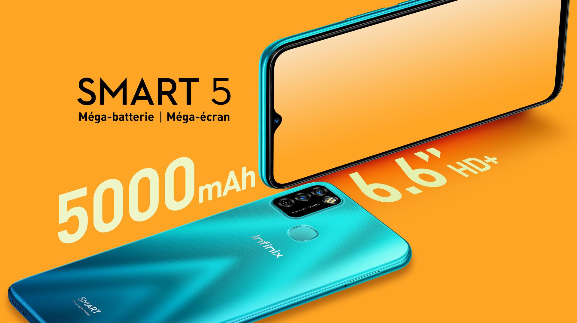 INFINIX SMART 5 - 2GB   32GB